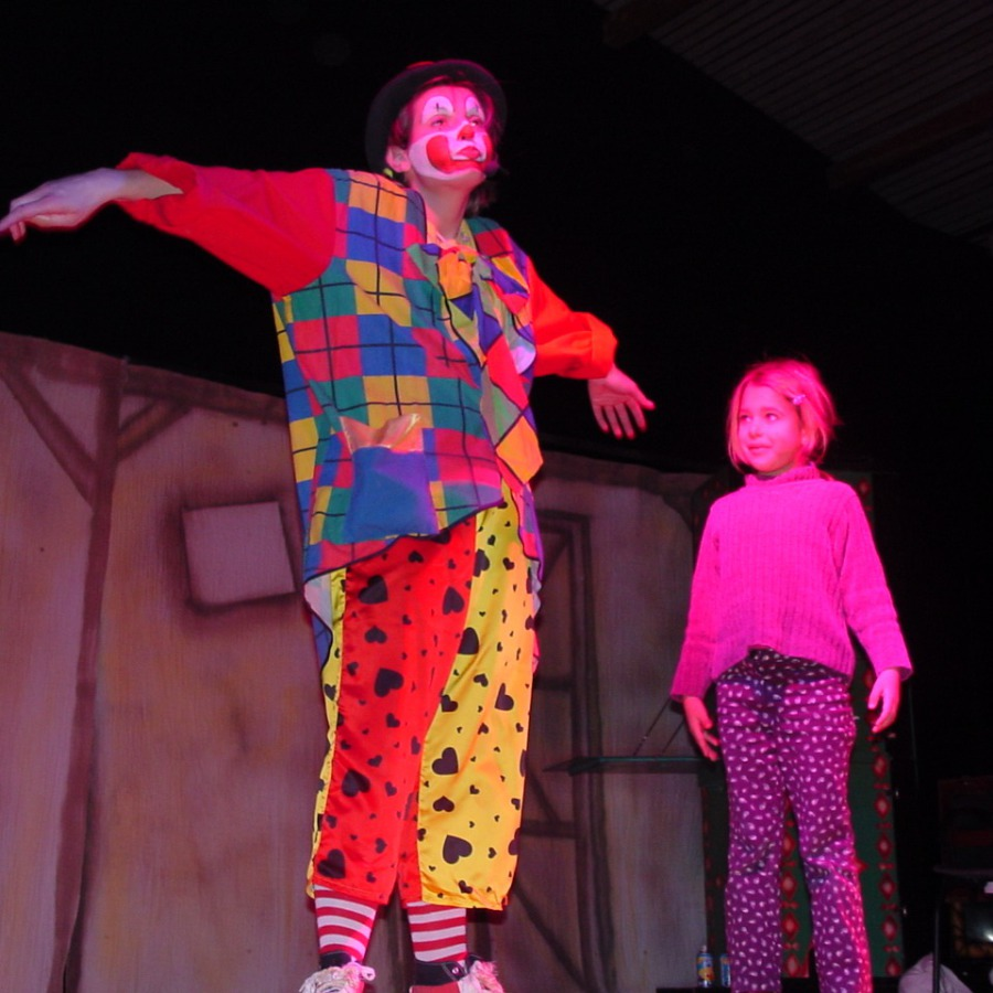 Comment un clown devient un grand magicien